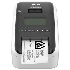 Brother QL-820NWB Professional, Ultra Flexible Label Printer With Multiple Connectivity Options Thumbnail