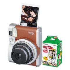 Fujifilm Instax Mini 90 Neo Classic Camera Bundle Thumbnail
