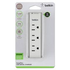 Belkin® SurgePlus USB Swivel Charger Thumbnail