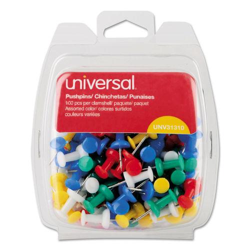 /multicolore Premier cancelleria Push pins/