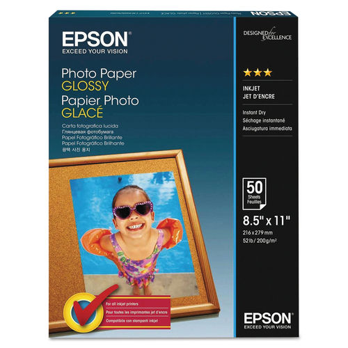 Glossy Photo Paper by Epson® EPSS041271 | OnTimeSupplies com