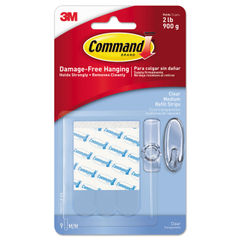 Command™ Clear Refill Strips Thumbnail