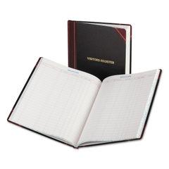 Boorum & Pease® Visitor Register Book Thumbnail