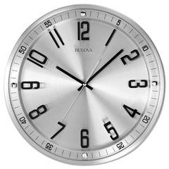 Bulova Silhouette Wall Clock Thumbnail