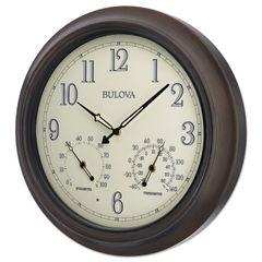 Bulova Weather Master Wall Clock Thumbnail