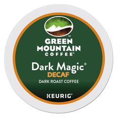 Green Mountain Coffee® Dark Magic® Extra Bold Decaf Coffee K-Cups® Thumbnail