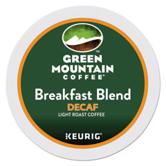 Green Mountain Coffee® Breakfast Blend Decaf Coffee K-Cups® Thumbnail