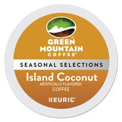 Green Mountain Coffee® Island Coconut® Coffee K-Cups® Thumbnail
