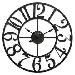 Bulova Gabriel Wall Clock Thumbnail