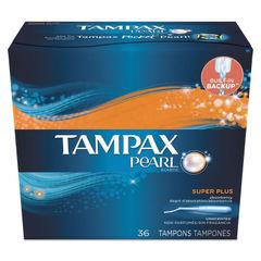 Tampax® Pearl Tampons Thumbnail
