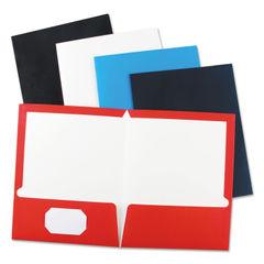 Universal® Laminated Two-Pocket Folder Thumbnail