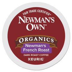 Newman's Own® Organics French Roast Coffee K-Cups® Thumbnail