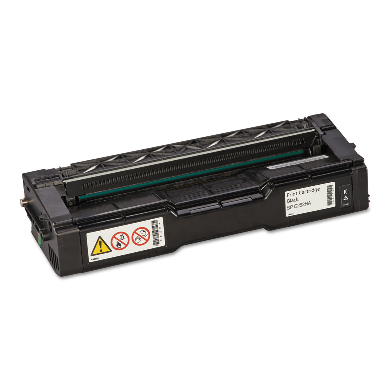 407653 Toner, 6500 Page-Yield, Black