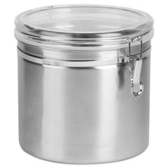 Office Settings Stainless Steel Canisters Thumbnail