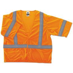 ergodyne® GloWear® 8310HL Type R Class 3 Economy Safety Vest Thumbnail