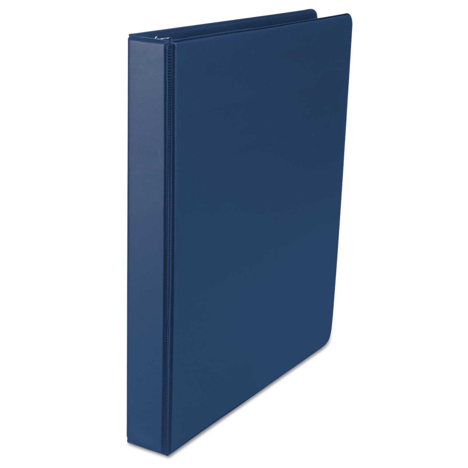 Economy Round Ring Reference Binder Red 1 Capacity
