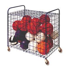 Champion Sports Lockable Ball Storage Cart Thumbnail