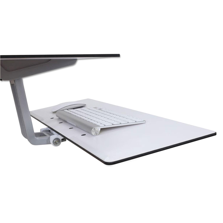 Workfit S Sit Stand Workstation W Worksurface By Workfit By Ergotron 174 Erg33349211
