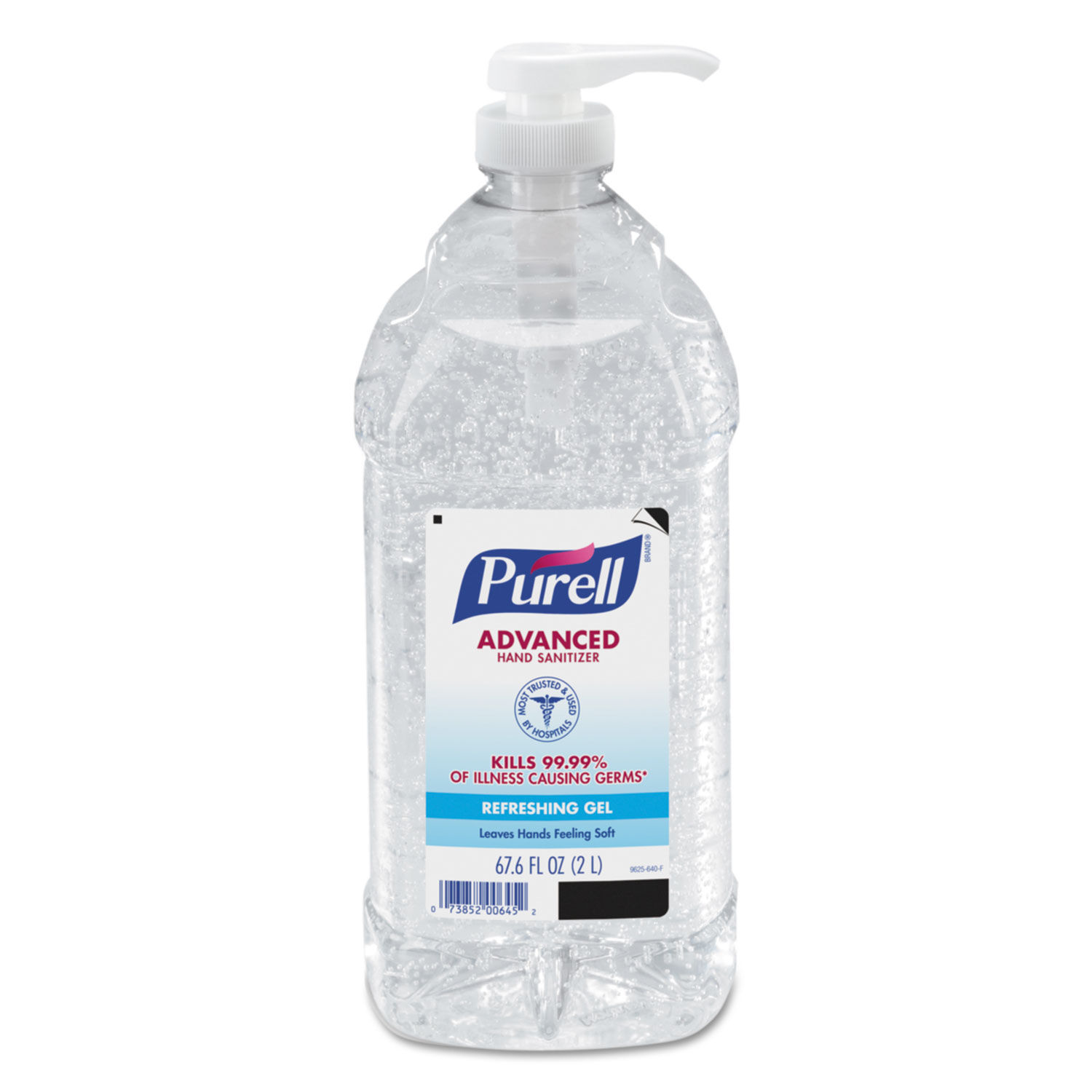 Amazon Com Purell 0208 24 Instant Hand Sanitizer With Biobased