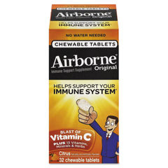 Airborne® Immune Support Chewable Tablets Thumbnail