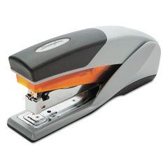 SWI66402 - Optima 25 Reduced Effort Stapler, 25-Sheet Capacity, Gray/Orange
