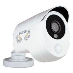 Night Owl One Pack Add-On 1080p Wired HD Analog Security Camera with Heat Based Motion Detection Thumbnail