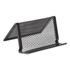 Universal® Deluxe Mesh Business Card Holder Thumbnail