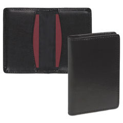 Samsill® Regal™ Leather Business Card Wallet Thumbnail