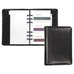 Samsill® Regal™ Leather Business Card Binder Thumbnail