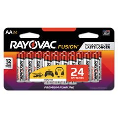 Rayovac® Fusion Performance Alkaline Batteries Thumbnail