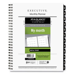 AT-A-GLANCE® Executive® Monthly Planner Refill Thumbnail
