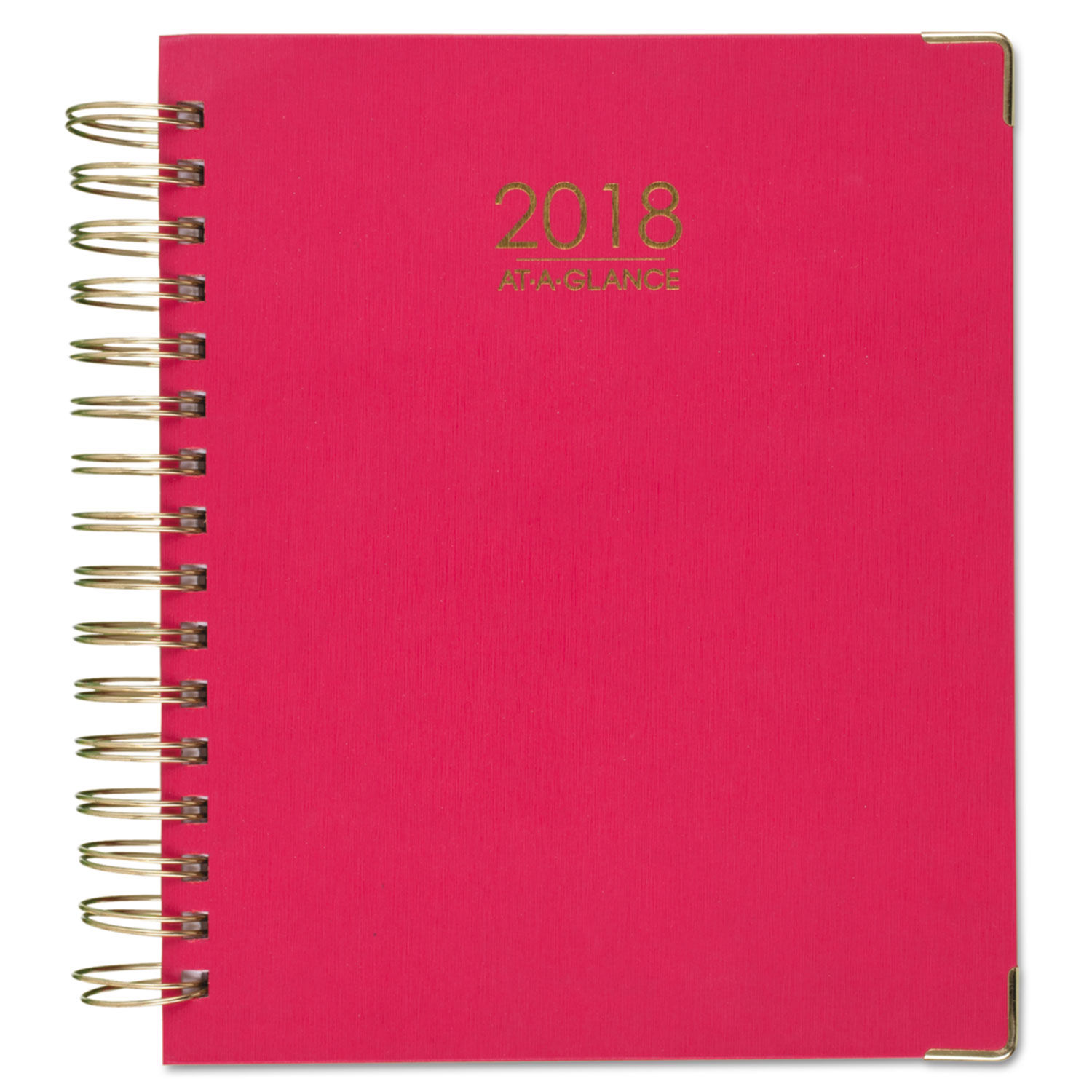 image regarding Hardcover Daily Planner known as Everyday Hardcover Planner, 8 3/4 x 6 7/8, Purple