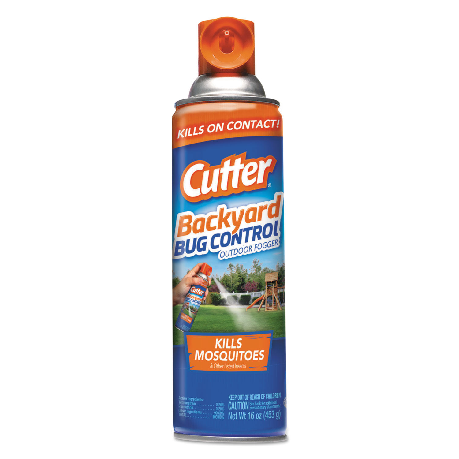 Cutter Backyard Bug Control Outdoor Fogger Spray by ...