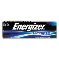 Energizer® Ultimate Lithium AA Batteries Thumbnail