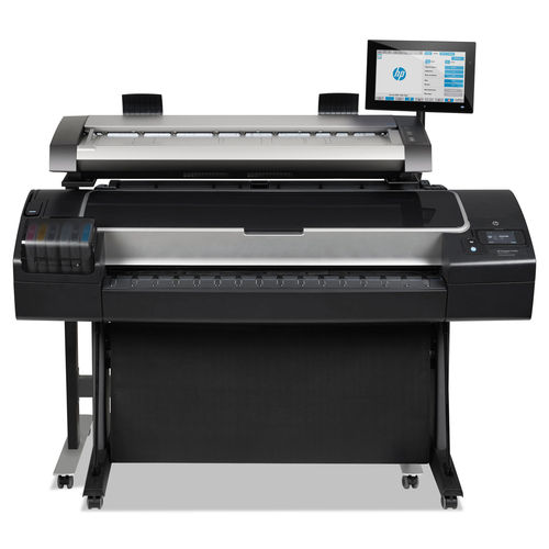 DesignJet HD Pro MFP, Print