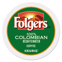 Folgers® 100% Colombian Coffee K-Cups® Thumbnail