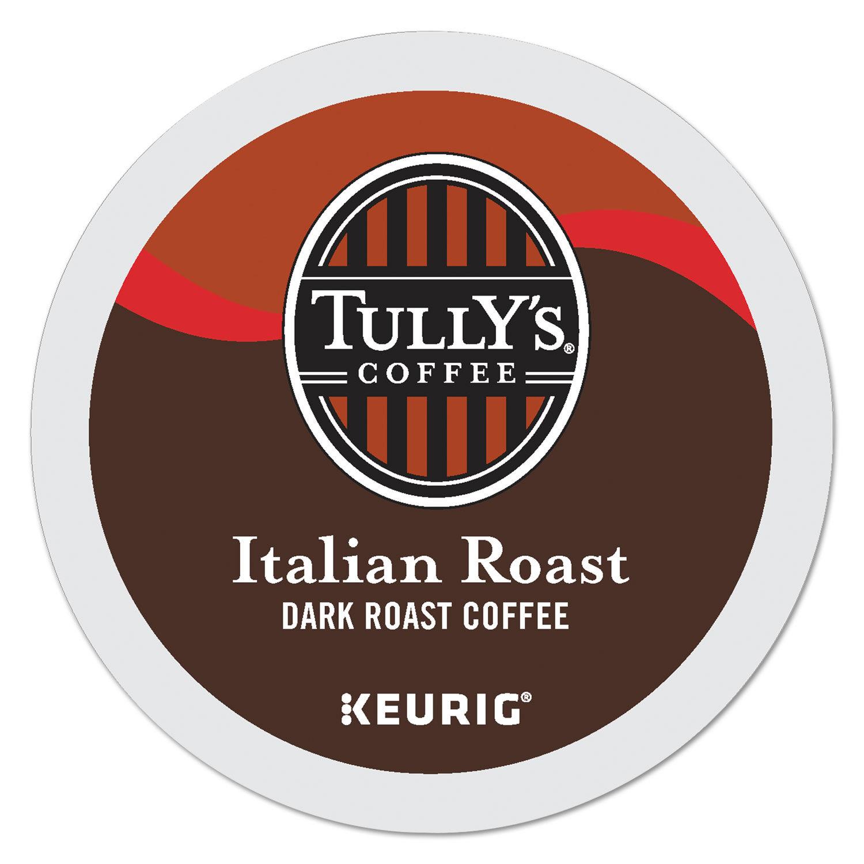 italian roast coffee k
