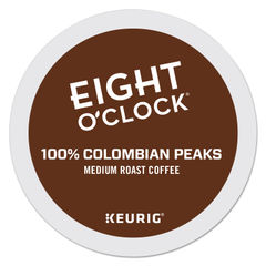 Eight O'Clock Coffee Colombian Peaks Coffee K-Cups® Thumbnail
