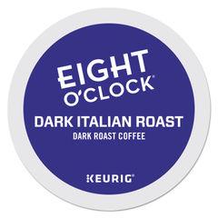 Eight O'Clock Coffee Dark Italian Roast Coffee K-Cups® Thumbnail