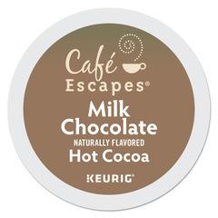 Café Escapes® Milk Chocolate Hot Cocoa K-Cups® Thumbnail