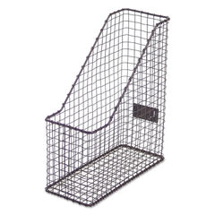 Universal® Vintage Wire Mesh Magazine Holder Thumbnail