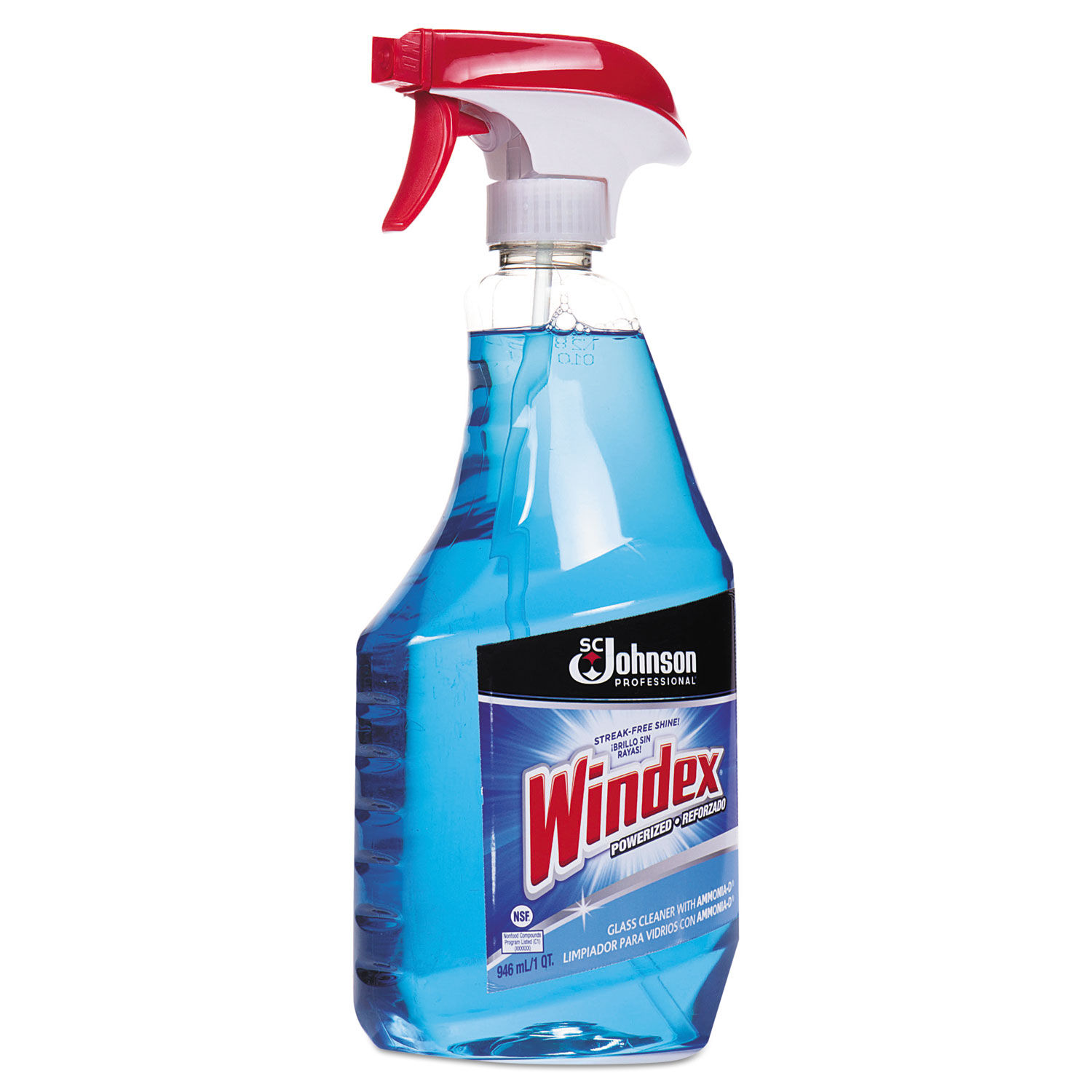 Windex with Ammonia-D GHS Label Pack of 25 2 x 3