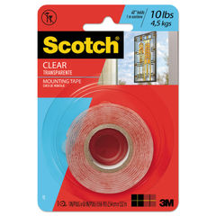 Scotch® Permanent Clear Mounting Tape Thumbnail