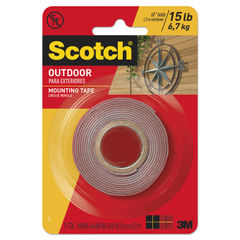 Scotch® Permanent Heavy Duty Interior/Exterior Mounting Tape Thumbnail