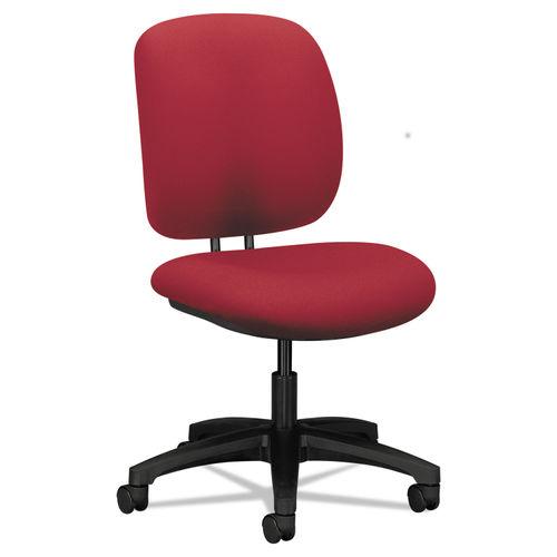 Pleasant Comfortask Task Swivel Chair Supports Up To 300 Lbs Marsala Seat Marsala Back Black Base Creativecarmelina Interior Chair Design Creativecarmelinacom
