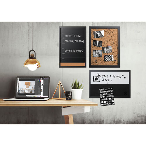 Black White Message Board Set Orted Sizes Colors 3