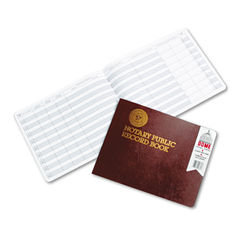 Dome® Notary Public Record Book Thumbnail