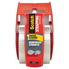 Scotch® Reinforced Strength Shipping and Strapping Tape in Dispenser Thumbnail