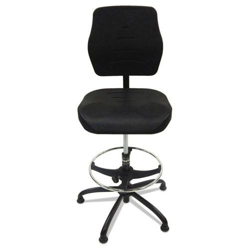 Fine Production Chair 32 Seat Height Supports Up To 300 Lbs Black Seat Black Back Black Base Theyellowbook Wood Chair Design Ideas Theyellowbookinfo