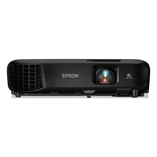 PowerLite 1266 Wireless 3LCD Projector, 3600 lm, 1280 x 800 Pixels, 1 2x  Zoom